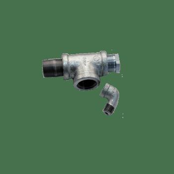 Plumbing Kit for Ashcroft 200#, 20' Integral Transducer