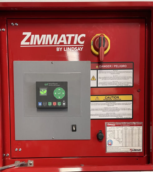 Smart Touch Zimmatic Panel